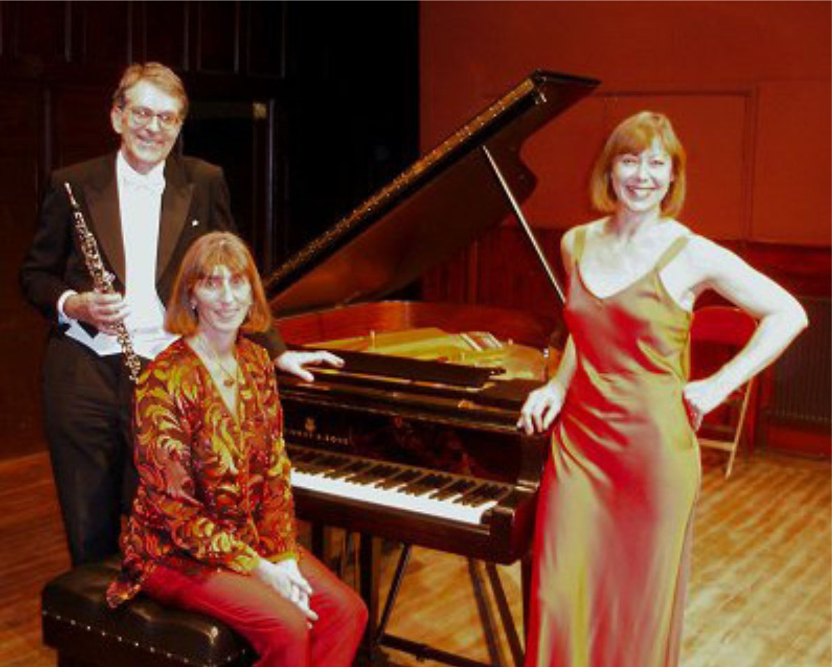 Jeremy Polmear and Diana Ambache with Jenny Agutter* 'The Pursuit of Happiness'